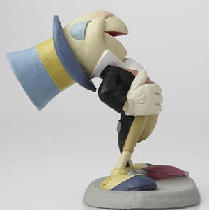Walt Disney Archives  Jiminy Cricket Maquette