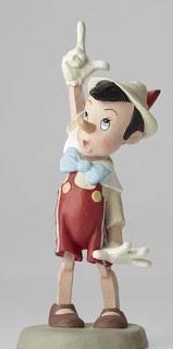 Walt Disney Archives Pinocchio Maquette