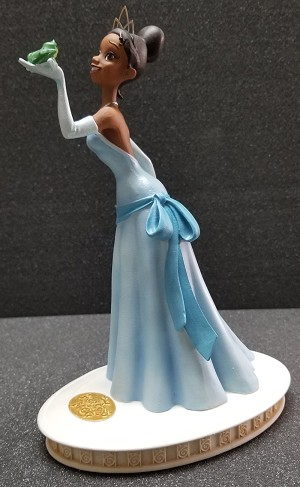 Walt Disney ArchivesTiana Maquette From The Princess and the Frog