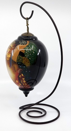 Thomas Blackshear Neqwa Intimacy Ornament With Stand