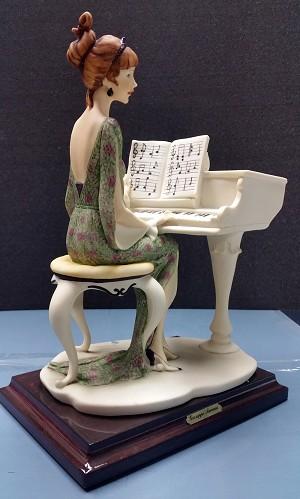 Giuseppe ArmaniLADY AT PIANO