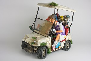 Guillermo ForchinoThe Buggy Buddies 1/2 Scale