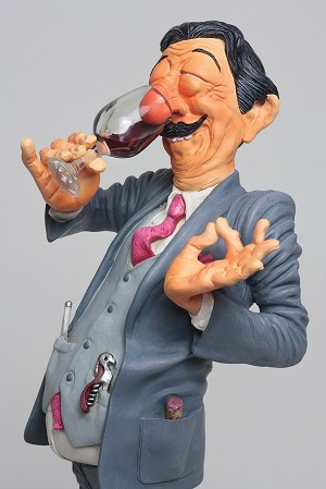 Guillermo Forchino  The Wine Taster