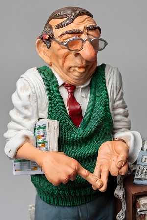 Guillermo Forchino The Accountant