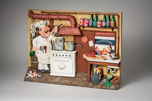 Guillermo Forchino Fine Dining / La Bonne Cuisine Wall Art