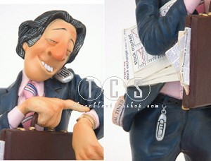 Guillermo ForchinoThe Businessman 1/2 Scale