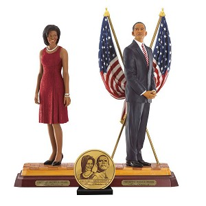Ebony VisionsFirst Lady Michelle Obama Hand Signed