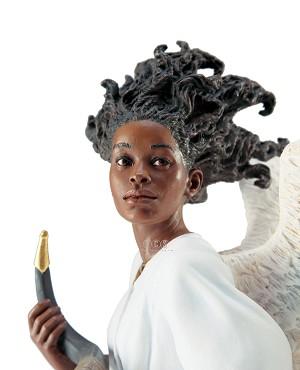 Ebony Visions Preparing To Sound The Alarm