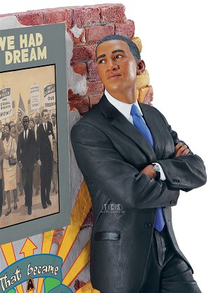 Ebony Visions President Obama A Dream Became Reality First Issue