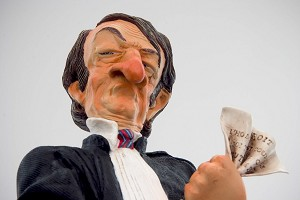 Guillermo Forchino  The Lawyer / L'avocat 1/2 Scale