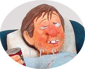 Guillermo ForchinoLe Telephage (the Couch Potato)