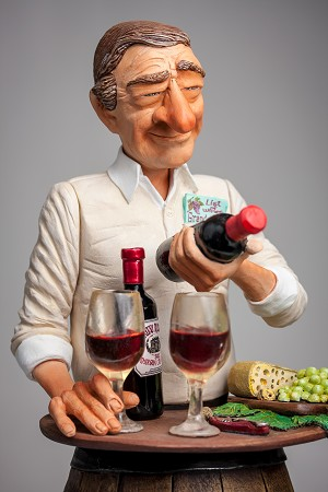 Guillermo Forchino  Wine Lover