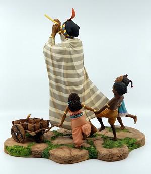 Ebony Visions The Enchanted Piper