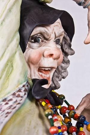 Algora Witches - BrujasPorcelain Figurine