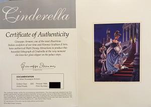 Giuseppe Armani Cinderella Canvas