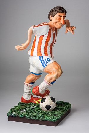 Guillermo Forchino  The Football/Soccer Player 1/2 scale