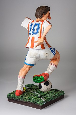 Guillermo Forchino The Football/Soccer Player