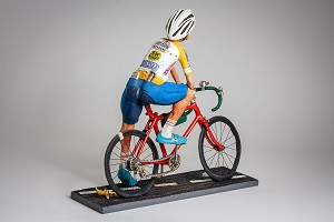 Guillermo Forchino The Cyclist