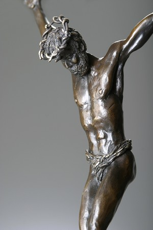 George Nock The Gift Bronze Sculpture