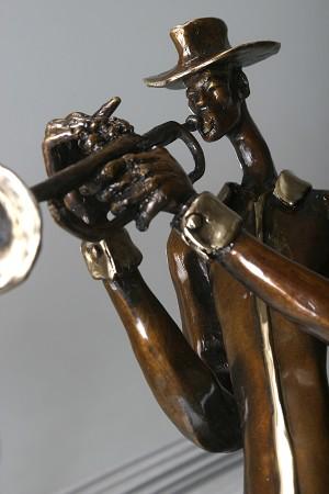George NockSilkyBronze Sculpture