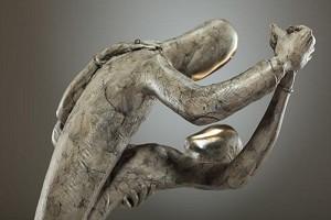 George Nock SOIREEBronze Sculpture