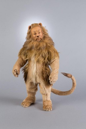 R. John Wright  Cowardly Lion From The Wizard Of Oz
