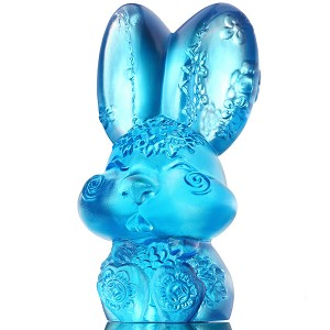 Liuli Crystal Zodiac Collection (Rabbit, Lovable) - Darling