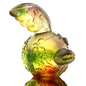 Liuli Crystal  Zodiac Collection (Rooster, Beautiful Day) - The First Call