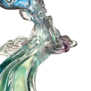 Liuli Crystal Lofty Beauty