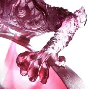 Liuli Crystal Dragon of Glorious Future - Within Grasp