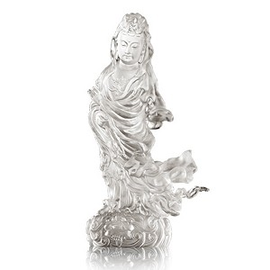Liuli Crystal Heartfelt Compassion in Each Step