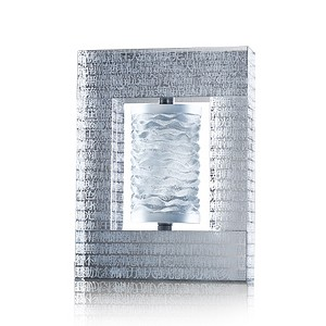 Liuli Crystal Prayer Wheel -The Six-Character Great Bright Mantra- Recital of Peace