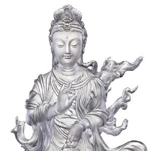 Liuli Crystal Great Wisdom Removes Fear
