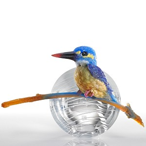 Liuli CrystalTo See, Is To Believe - Kingfisher (Behold Our Dream Taking Off)