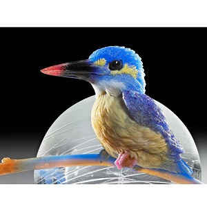 Liuli Crystal To See, Is To Believe - Kingfisher (Behold Our Dream Taking Off)
