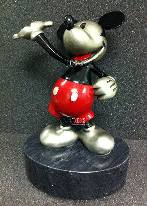 Disney Chilmark A Mouse in a Million - Pewter