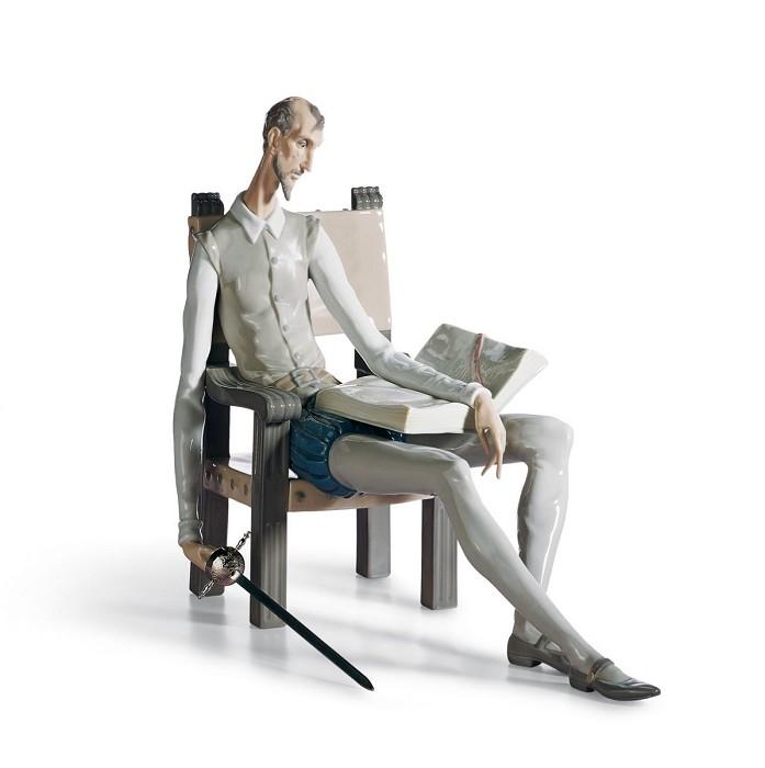 LladroDon QuixotePorcelain Figurine