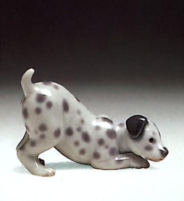 LladroDalmatianPorcelain Figurine
