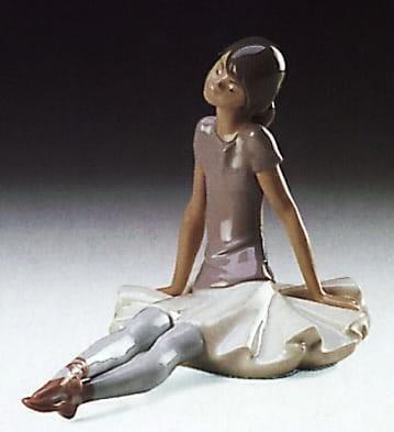 LladroPhyllisPorcelain Figurine