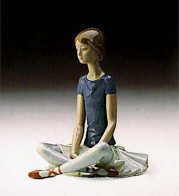 LladroBethPorcelain Figurine