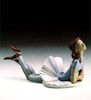 LladroHeatherPorcelain Figurine