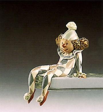 LladroRagamuffinPorcelain Figurine