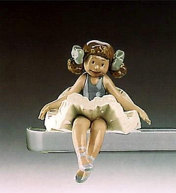 LladroRag DollPorcelain Figurine