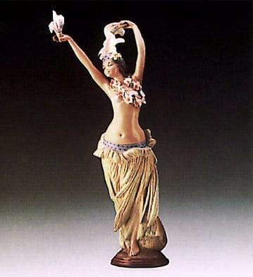 LladroMomiPorcelain Figurine