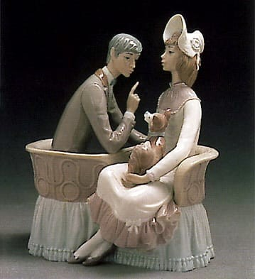 LladroYou and MePorcelain Figurine