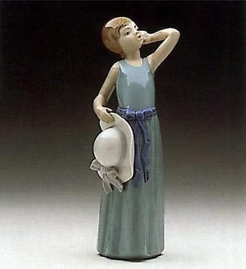 LladroPrissyPorcelain Figurine