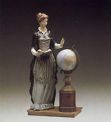 LladroSchool MarmPorcelain Figurine