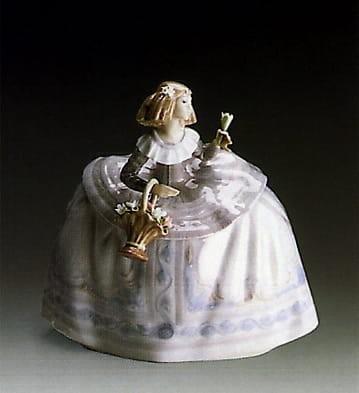 LladroTeresaPorcelain Figurine