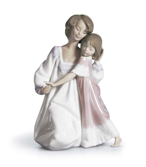 LladroGood NightPorcelain Figurine