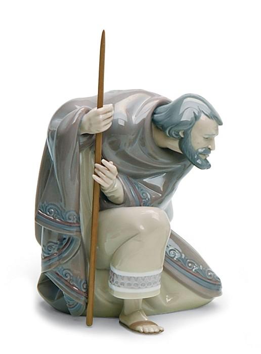 LladroSaint JosephPorcelain Figurine
